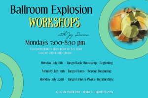 Ballroom Explosion Tango