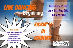 Beginning Line Dance Series Join Anytime (1)