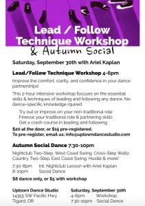 Ariel Workshop_AutumnSocial