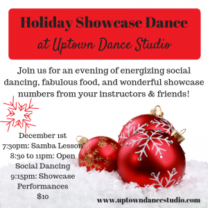 Holiday Celebration EventShowcase & Dance (2)